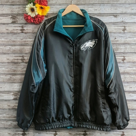 pretty nice 3c630 ec7b4 NFL Philadelphia Eagles Reversible Winter Jacket
